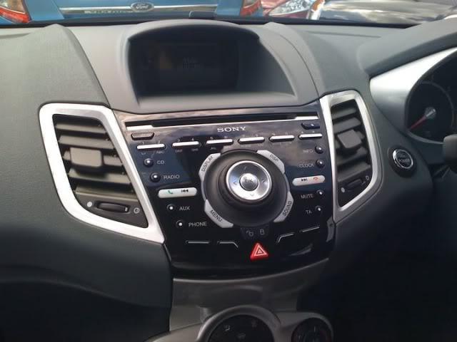 Mk7 Radio Front Verwijderen Interieur Fiestaclub Nl