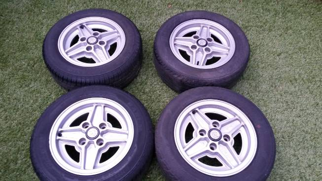 Fiesta Mk1 Series X Rs Velgen Aangeboden Fiestaclubnl